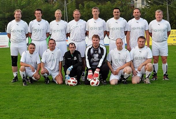 Unsere Alten Herren 2010.