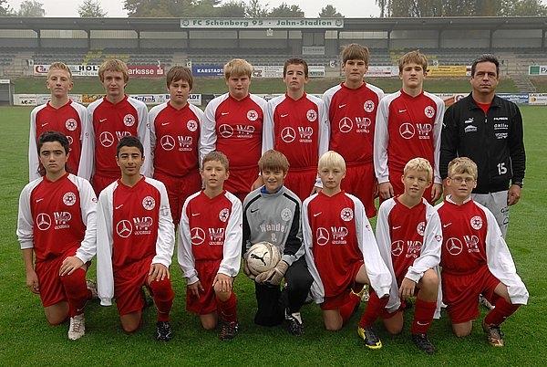 C-Junioren 2008/09