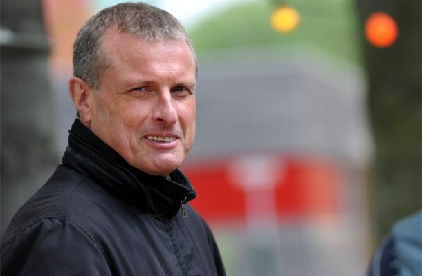 Heiko Tegge betreut die Sponsoren des FC Schönberg 95.